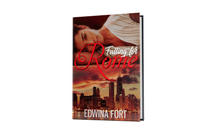 Falling for Rome,  Paranormal Romance, Urban Romance, African American Romance, Author Edwina Fort, Edwina Fort